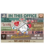CNAS 17x11 Poster front