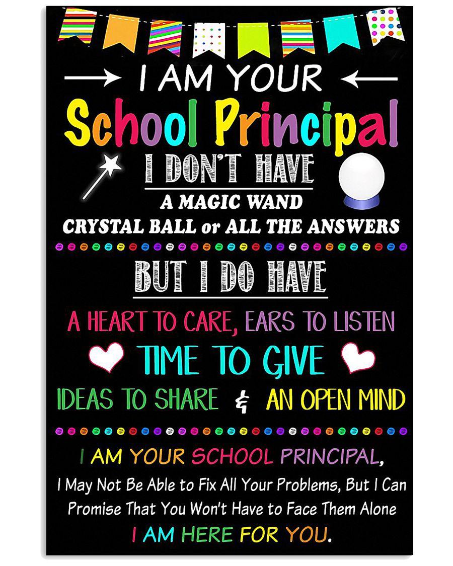 SCHOOL 11x17 Poster