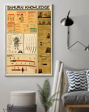 SAMURAI KNOWLEDGE 24x36 Poster lifestyle-poster-1
