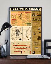 SAMURAI KNOWLEDGE 24x36 Poster lifestyle-poster-2