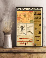 SAMURAI KNOWLEDGE 24x36 Poster lifestyle-poster-3