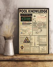 POOL KNOWLEDGE 11x17 Poster lifestyle-poster-3