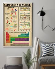 COMPOSER KNOWLEDGE 11x17 Poster lifestyle-poster-1