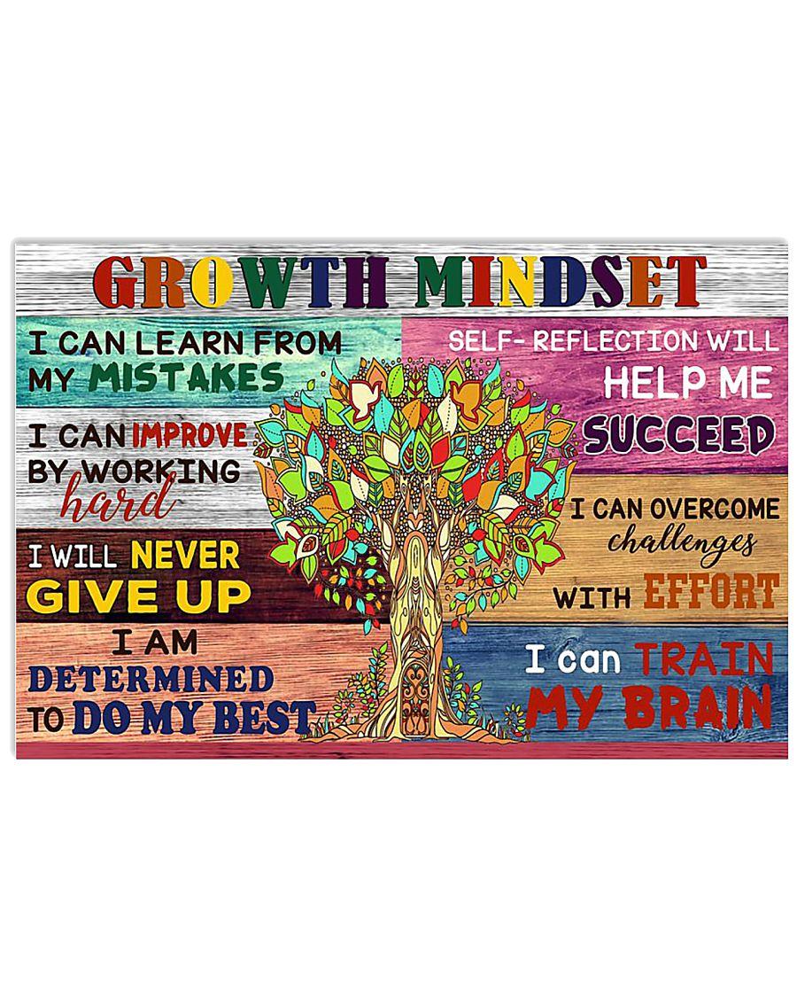 MINDSET 17x11 Poster
