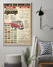 camping bus 11x17 Poster lifestyle-poster-1