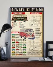 camping bus 11x17 Poster lifestyle-poster-2