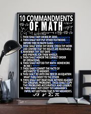 TEACHERS MATH 11x17 Poster lifestyle-poster-2
