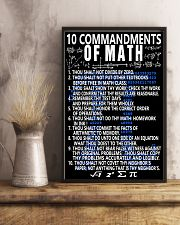 TEACHERS MATH 11x17 Poster lifestyle-poster-3