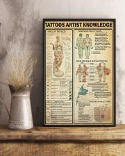 TATTOOS ARTIST 24x36 Poster lifestyle-poster-3