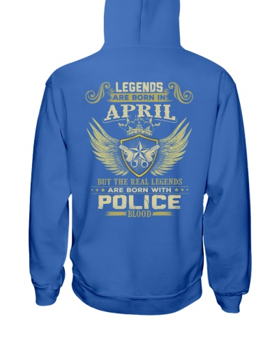 LEGENDS POLICE