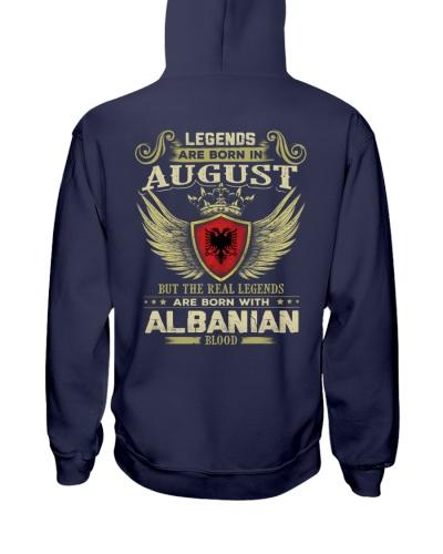 LEGENDS-ALBANIAN