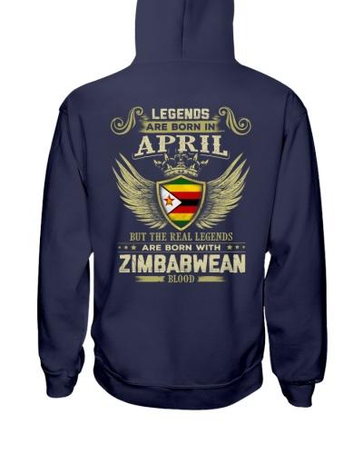 LEGENDS-ZIMBABWEAN