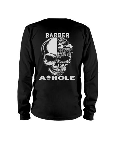 BARBER-ASHOLE