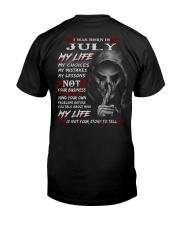 JULY - MY LIFE Classic T-Shirt thumbnail
