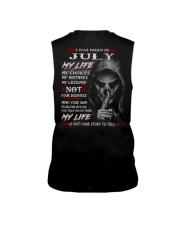 JULY - MY LIFE Sleeveless Tee thumbnail