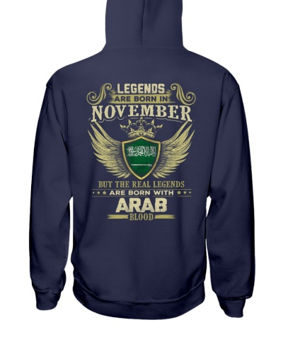 LEGENDS-ARAB