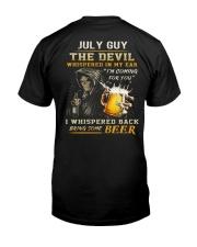 JULY - THE DEVIL BEER Classic T-Shirt thumbnail