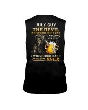 JULY - THE DEVIL BEER Sleeveless Tee thumbnail