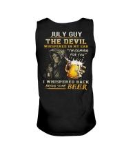 JULY - THE DEVIL BEER Unisex Tank thumbnail