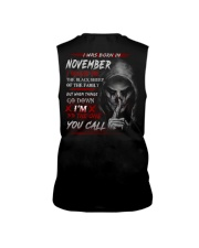 NOVEMBER - YOUCALL Sleeveless Tee thumbnail