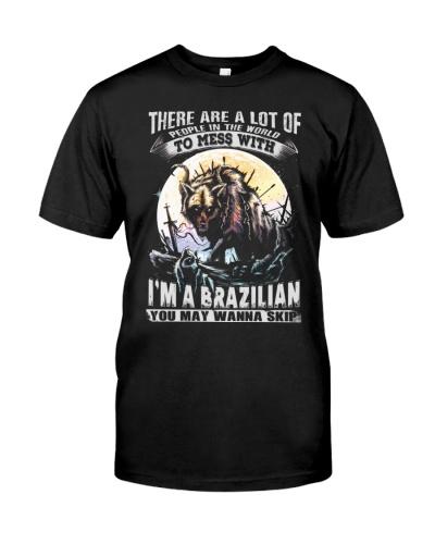 I'M A BRAZILIAN