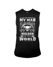I am A welder 5 Sleeveless Tee tile