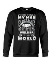 I am A welder 5 Crewneck Sweatshirt tile