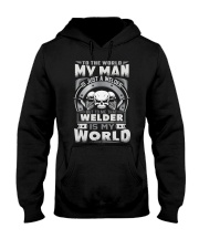 I am A welder 5 Hooded Sweatshirt thumbnail