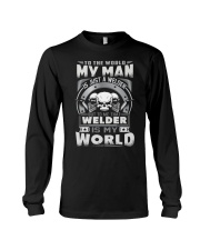 I am A welder 5 Long Sleeve Tee tile