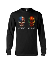 My home and My Blood Long Sleeve Tee thumbnail