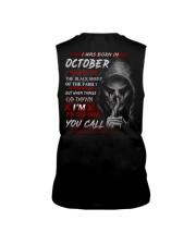 OCTOBER - YOUCALL Sleeveless Tee thumbnail