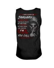 FEBRUARY - YOUCALL Unisex Tank thumbnail