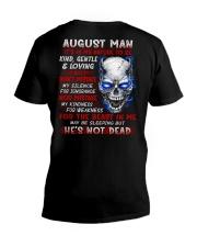 MY NATURE 8 V-Neck T-Shirt tile