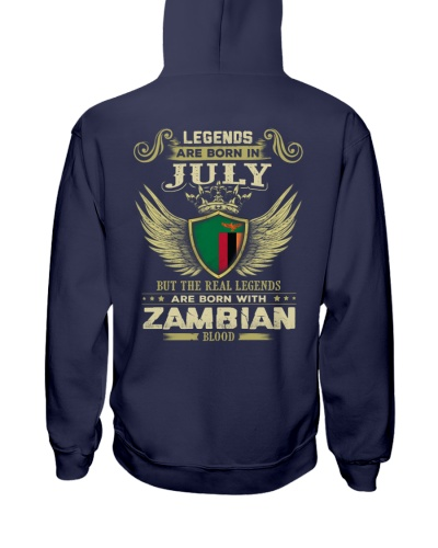 LEGENDS-ZAMBIAN