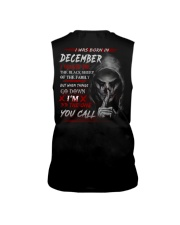 DECEMBER - YOUCALL Sleeveless Tee thumbnail