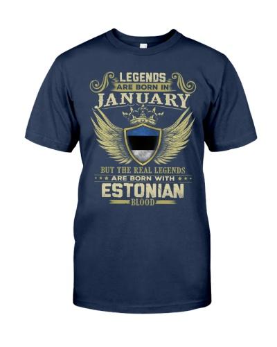 LEGENDS-ESTONIAN