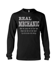I am A Real Man Long Sleeve Tee thumbnail