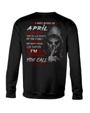 APRIL - YOUCALL Crewneck Sweatshirt thumbnail