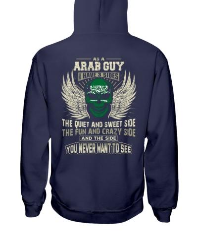 ARAB SKULL 3SIDES