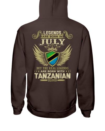 LEGENDS-TANZANIAN