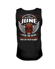 JUNE - EVEN THE DEVIL Unisex Tank thumbnail