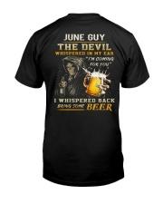JUNE - THE DEVIL BEER Premium Fit Mens Tee thumbnail