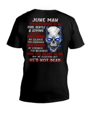 MY NATURE 6 V-Neck T-Shirt tile