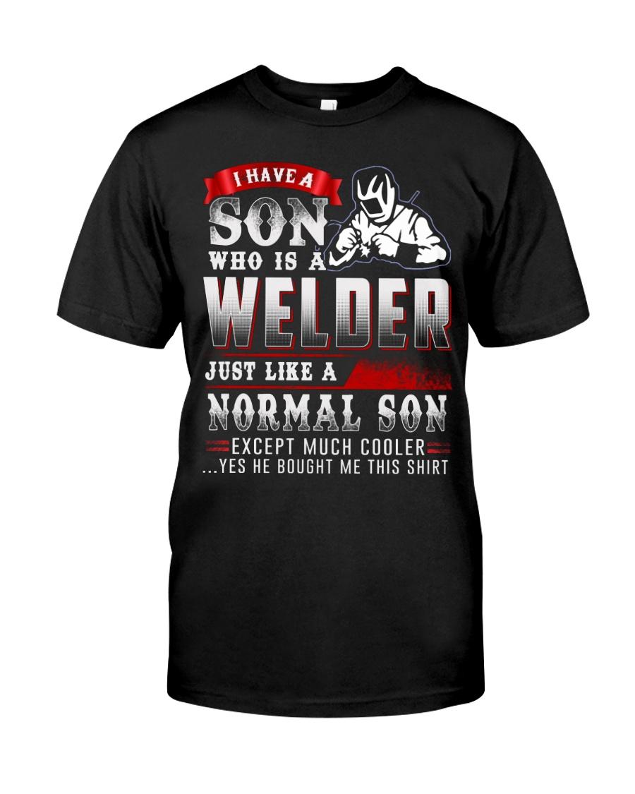 I am A welder 4 Premium Fit Mens Tee
