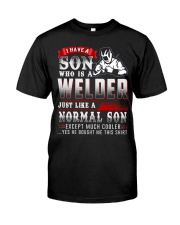 I am A welder 4 Premium Fit Mens Tee front