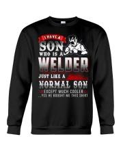 I am A welder 4 Crewneck Sweatshirt thumbnail