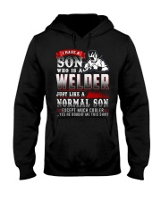 I am A welder 4 Hooded Sweatshirt thumbnail