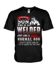 I am A welder 4 V-Neck T-Shirt thumbnail