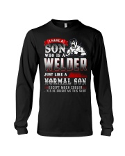 I am A welder 4 Long Sleeve Tee thumbnail