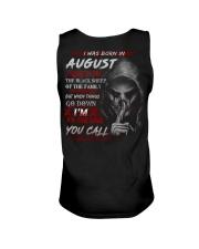 AUGUST - YOUCALL Unisex Tank thumbnail